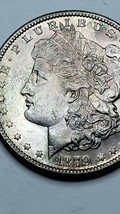 1879S MORGAN SILVER DOLLAR COIN Lot# 519-11 image 2