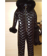 Ski Suit Womens Mens Snow Overall Jumpsuit Nylon One Piece Outwear Outfi... - $299.00