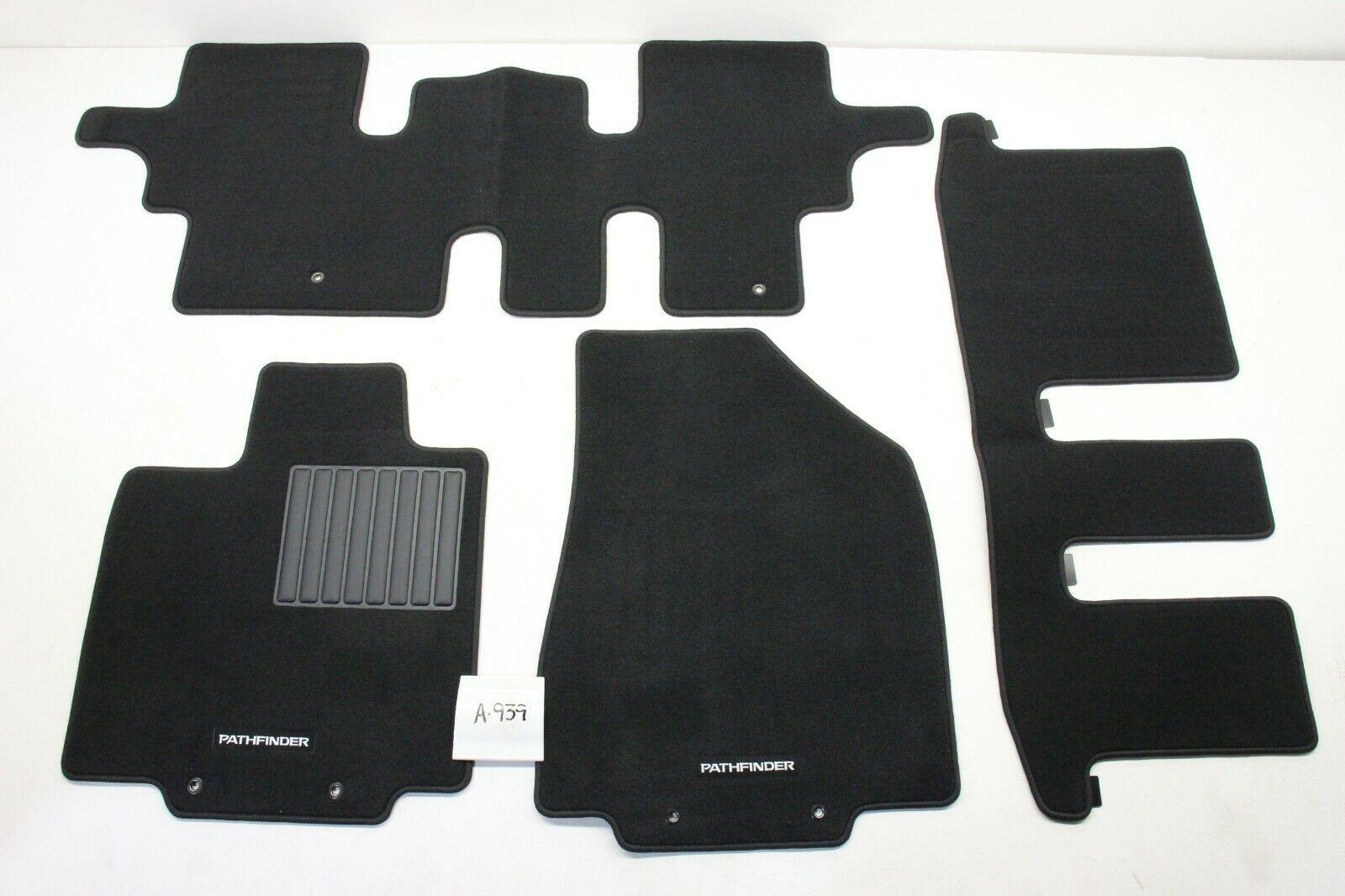Nissan Floor Mat 45 Listings