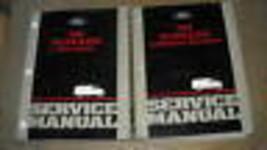 1995 Ford ECONOLINE VAN E Service Shop Repair Workshop Manual Set OEM FA... - $89.09