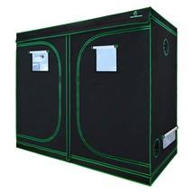 """GA Grow Tent 96""""x48""""x80"""" 8x4 Reflective Mylar Hydroponic Grow Tent with ... - $143.99"""