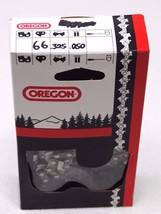 "Oregon .325"" Pitch .050 Gauge 66 Link Chainsaw Chain (rp3eyv) - $12.59"