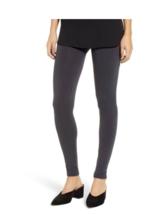 HUE Brushed Seamless Leggings, Soft Cozy Lining, Cobblestone, M/L (US 10... - $14.99