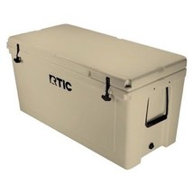 NEW 2017 DESIGN RTIC 145 - Beer Bottle Storage Cooler Free Shipping - TAN - $504.89