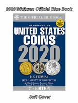 2020 Blue Book, Handbook of U.S. Coins Softcover, 77th Ed. - $11.69