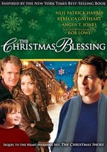 THE CHRISTMAS BLESSING - DVD - $22.18