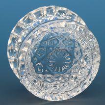 Vintage EAPG Pressed Glass Open Salt Flared image 3