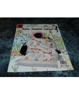Baby Afghan Safari book 22 Cross Stitch - $6.99