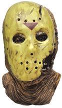 Jason Voorhees Friday the 13th New Blood Hockey & Adult Latex Halloween ... - $64.34