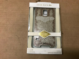 Case-Mate Refined Collection Glam for Samsung Galaxy S5 - Champagne - $6.44