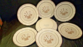 Stoneware Cumberland Mayblossom Dinner Plate by Hearthside Replacement pieces AA image 2