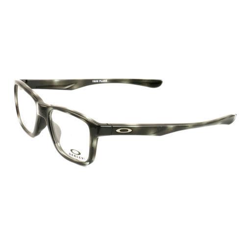 5e4a7171a1 Oakley Trim Plane Eye OX8107 0451 Polished Gray Tortoise Demo Lens 51 18 135