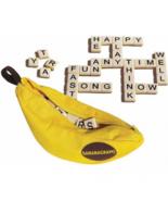 Bananagrams Crossword Family Fun Game Word Play Banana Complete Anagram ... - $25.00