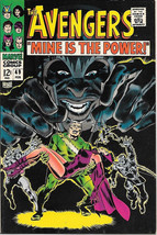 The Avengers Comic Book #49 Marvel Comics 1968 FINE+ - $29.88