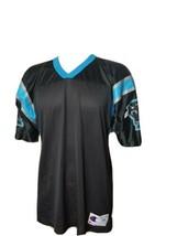 Vintage Carolina Panthers Champion Brand Football Jersey Blank Made in U... - $65.46
