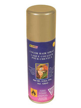 Rubie's Costume 18003 Co Color Hairspray, Gold, One Size - £17.87 GBP