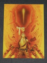 1995 OTHER WORLD'S MICHAEL WHELAN II COMIC IMAGES PROMO CARD - $0.99