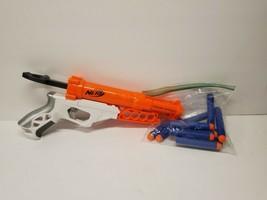 Nerf DOUBLEDOWN 2013 Hasbro - Nerf Gun -with Darts-Free Shipping - $16.78