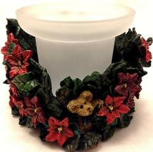 Boyds Bear Paxton's Christmas Blossoms Holiday Flora Votive #27726 NIB FIRST 1E - $19.95