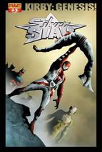 Kirby Genesis: Silver Star #3B VF; Dynamite   save on shipping - details... - $4.99