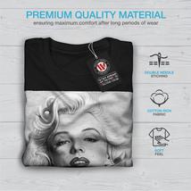 Marilyn Monroe Chick Shirt Lady Idol Women T-shirt image 14
