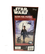 STAR WARS ULTRA FOIL PUZZLE - 100 PIECES BY DISNEY - $6.75