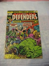 the defenders #19 good condition 1975 marvel comics - $7.99