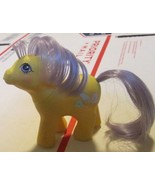 Vintage G1 Gen 1 MLP My Little Pony BABY NIGHTCAP 1st tooth Pony - $11.99
