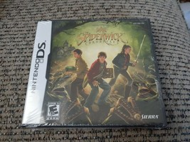 Spiderwick Chronicles (Nintendo DS, Game, 2008) Rated E 10+ Sierra NIP A... - $18.21