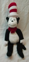 "Dr. Seuss CAT IN THE HAT 15"" Bean Bag Stuffed Animal Toy Universal Studios - $18.32"