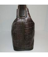 Dooney & Bourke Logo Lock Leather Sac & Accessories *MINOR DEFECT* - $114.00