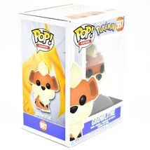 Funko Pop! Games Pokemon Growlithe #597  Vinyl Figure image 5