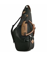 LONGTAI Alto Saxophone Gig Bag Lightweight Soft Sax Case with Backpack S... - $59.49