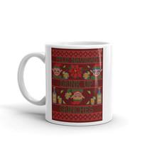 Feliz Navidad Christmas Santa Claus Coffee Tea Mug Xmas  - $14.85