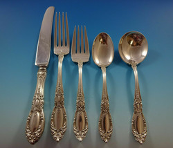 King Richard by Towle Sterling Silver Flatware Set For 8 Service 40 Pieces - $2,371.05
