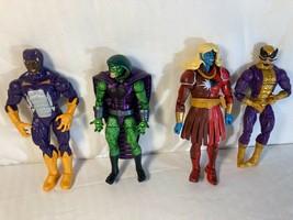 Marvel Legends Villians lot of Four Figures -#1 - $40.00