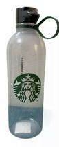 Starbucks NEW Reusable Plastic Water Bottle 24 Oz 2019 BPA Free RARE HTF - $8.91