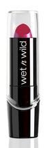 Wet n wild Silk Finish Lip Stick, Fuchsia with Blue Pearl - $31.19