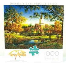 Terry Redlin 1000 PIece Jigsaw Puzzle Sunday Morning by Buffalo Games USA - $17.77