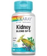 Kidney Blend SP-6 By Solaray - 100 Capsules Herbal Blend w/Cell Salt  - $8.99