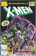 The Uncanny X-Men Annual! Comic #13, Marvel 1989 VFN/NM - $3.50