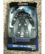 AVENGERS MARVEL LEGENDS SERIES ENDGAME MARVEL'S WAR MACHINE 6-INCH ACTIO... - $35.00
