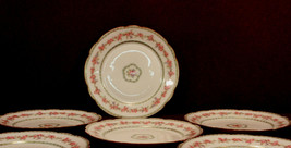 Haviland Limoges China Plates Floral Pattern SIX - $110.00