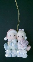 Enesco Precious Moments 2003 Ornament Our First Christmas Together Holiday - $14.84