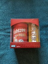 Yahtzee To Go Travel Family Dice Game 2005 Hasbro Parker Brothers - New - €4,30 EUR