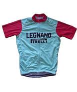 Team Legnano Pirelli Retro Cycling Jersey - $29.00