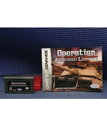 Operation Armored Liberty (Nintendo Game Boy Advance, 2003) w/manual and... - $5.67