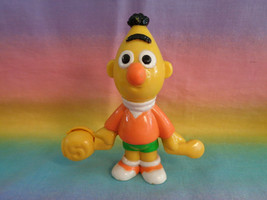 Vintage 1994 Tyco Henson Sesame Street Connect & Count Replacement Bert ... - $1.49
