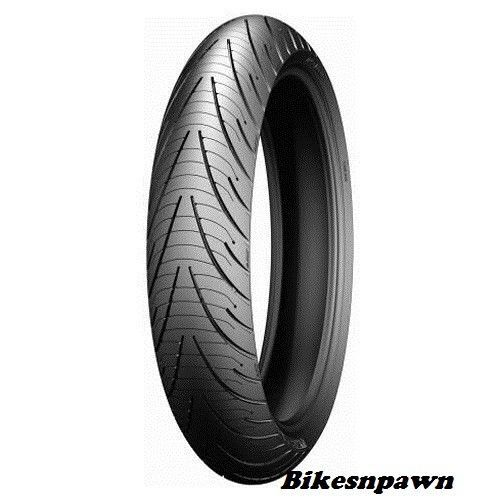 New Michelin Pilot Road 3 120/70ZR17  Front Motorcycle Tire 37115 58W