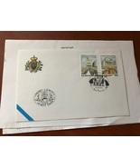 San Marino Europa FDC 1998 - $3.95